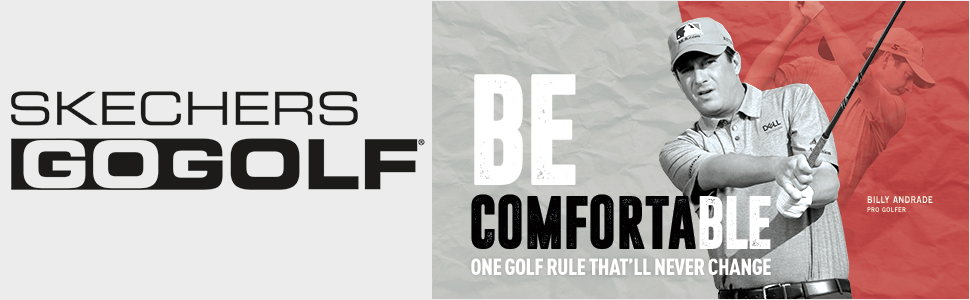 Skechers Go Golf Billy Andrade