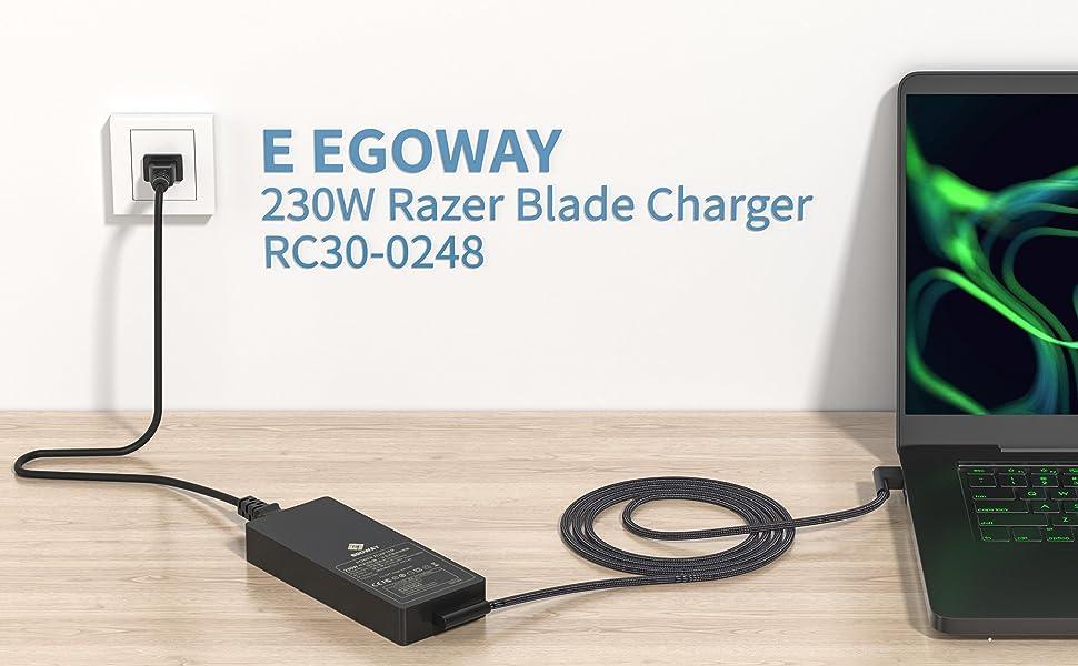 Raxer blade charger