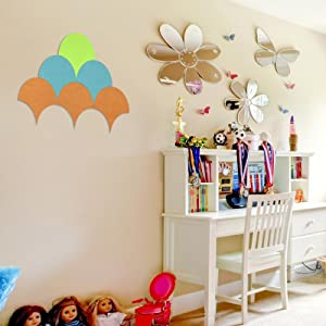 ginkgo acoustic panels for kid's room