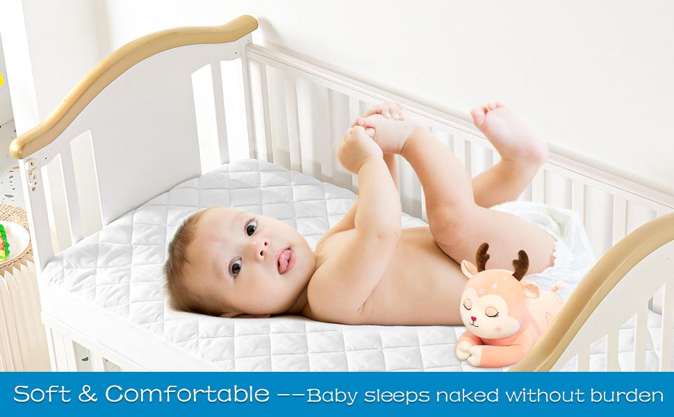 soft comfortable mattress protector