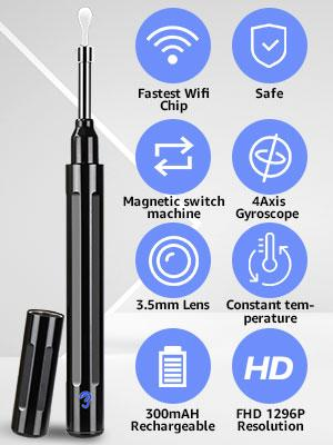 earwax removal camera