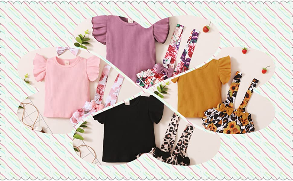 summer baby girl clothes 3-6 months newborn girl clothes baby girl clothes 0-3 months