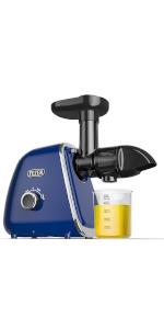 masticating juicer machines