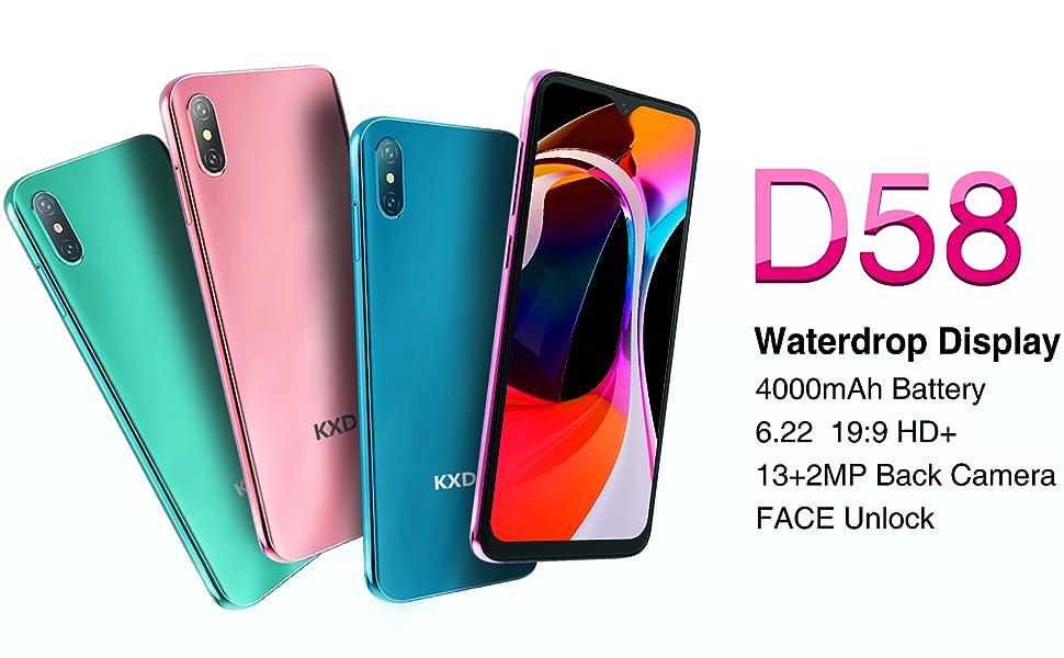 D58 Smartphone-1