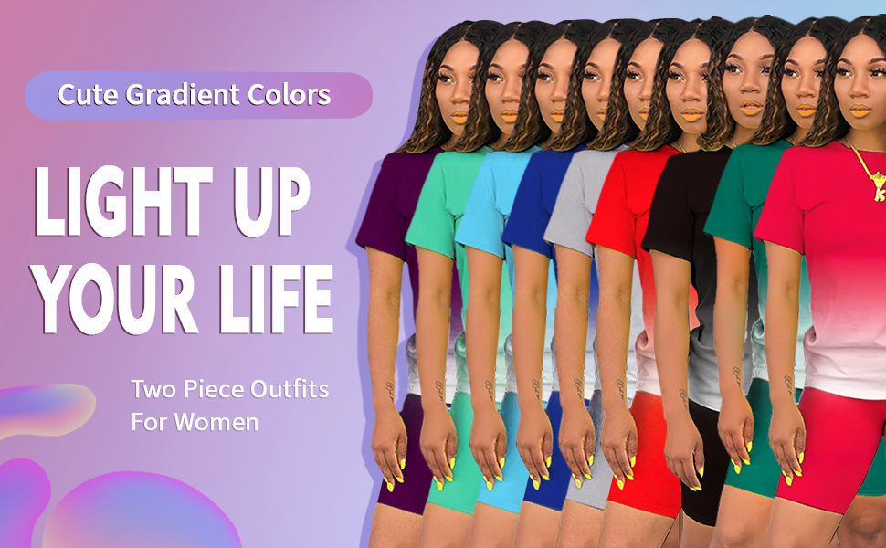 cute gradient colors