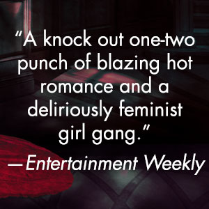 Bombshell Sarah MacLean Entertainment Weekly