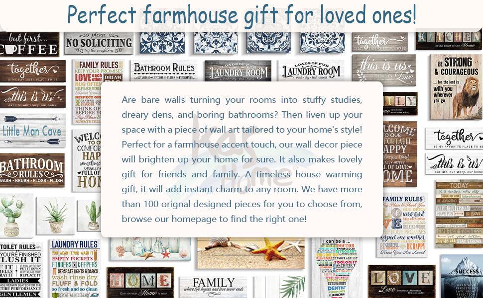 Laundry Sign Decor Wood  Farmhouse Signs Farmhouse  Rustic Signs gift idea