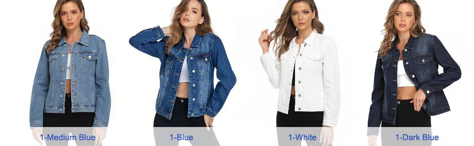 classic Jean denim jackets