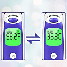 thermometer touchless