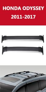 ALAVENTE Roof Rack Crossbars Compatible with Honda Odyssey 2011-2017
