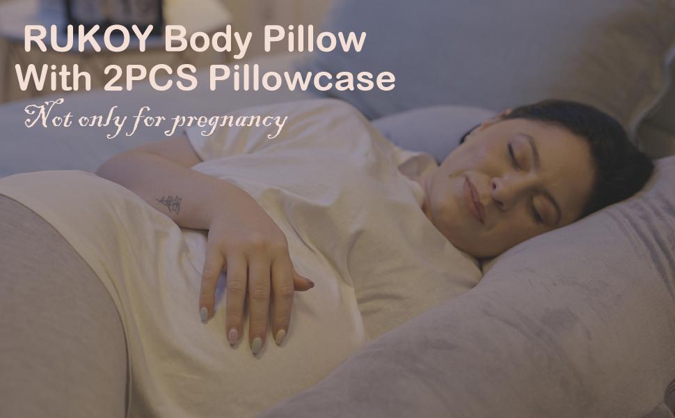 pregnancy body pillow for sleeping