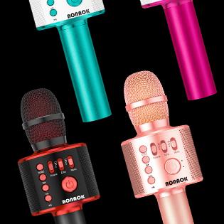 BONAOK Karaoke Microphone