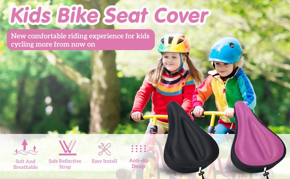 kids bike seat cover