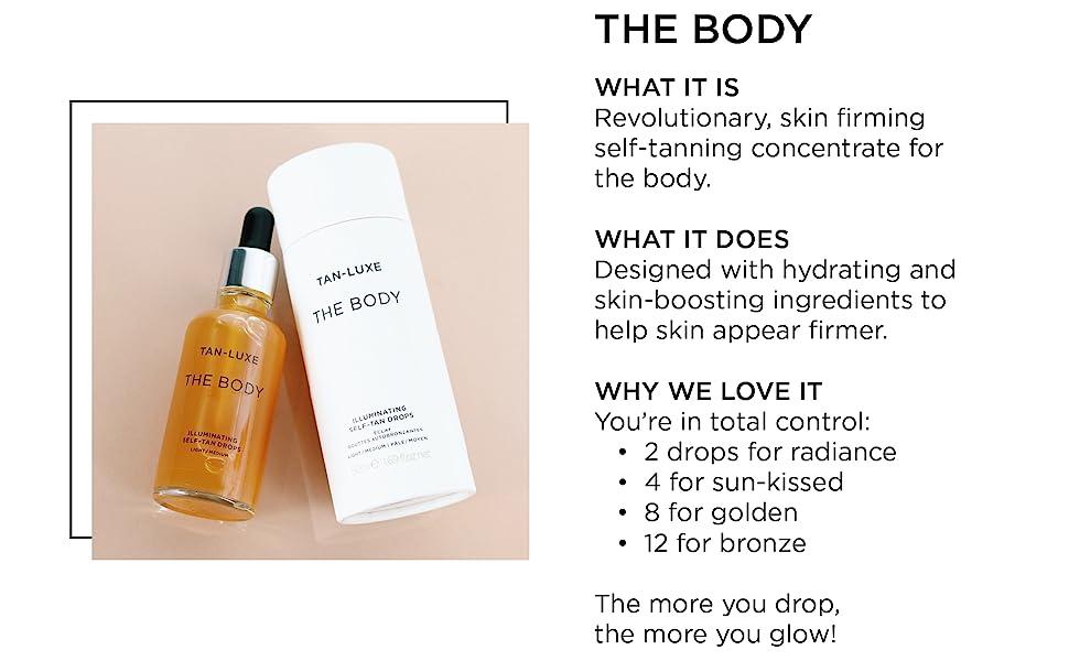 Tan-Luxe The Body