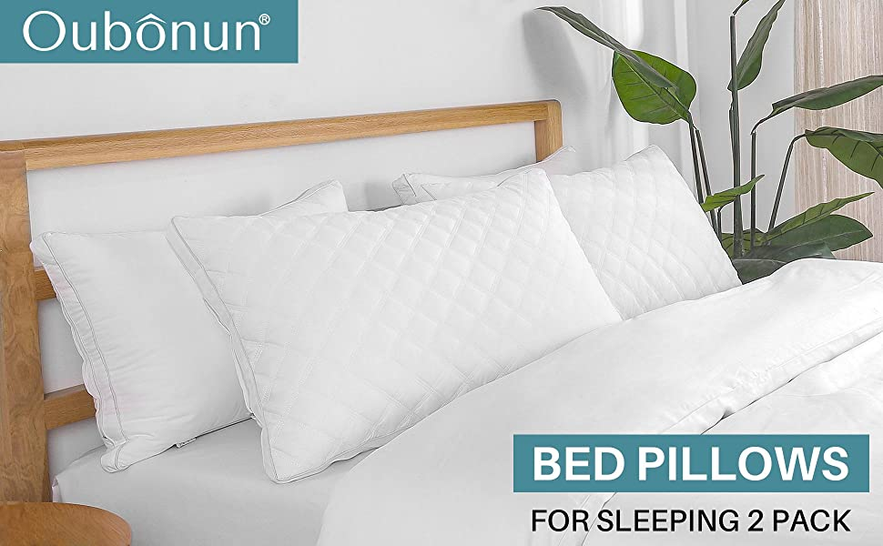 Oubonun Bed Pillow