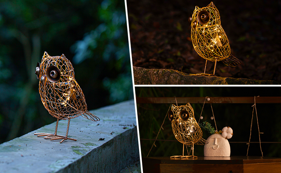 garden statues and figurines outdoors