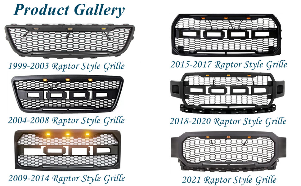 f150 grille