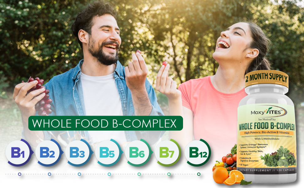 Whole Food B-Complex