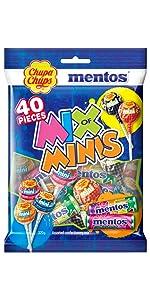 Chupa Chups Mentos Minis