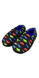 Boys Dinosaur Slippers