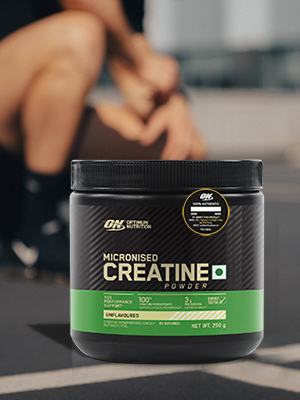 Optimum Nutrition Trusted by Athletes for 35 yrs