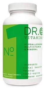multi vitamins minerals