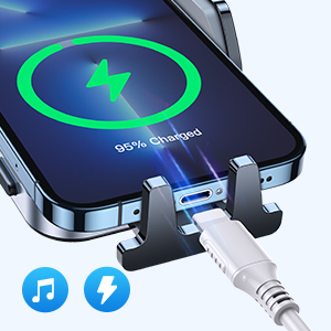 iphone 13 dash vent car holder mount