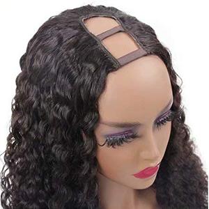 U part water wave wigs