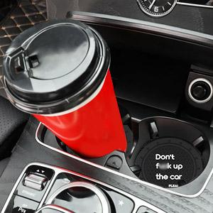 can keep the cup groove clean and tidy