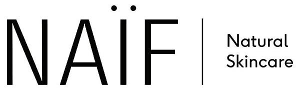 Naïf logo, Natural Skincare