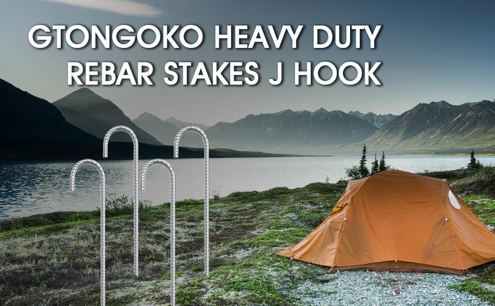 rebar stakes