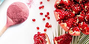 Organic Pomegranate Powder by food to live