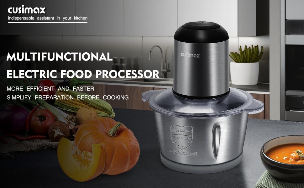 CUSIMAX food processor