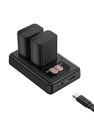 NP-FW50 Camera Battery Charger Set iSmart Replac online shop 2 ...
