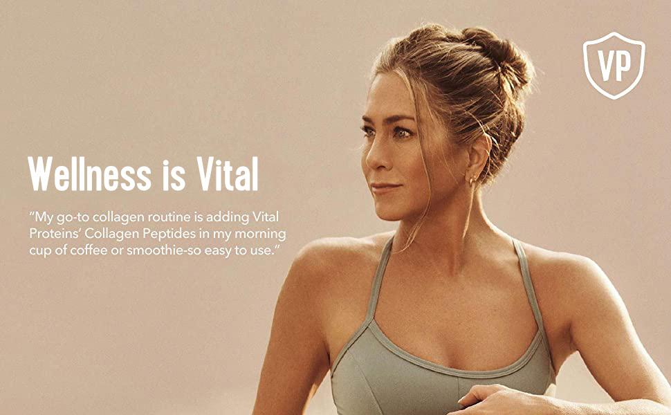 Wellness is Vital