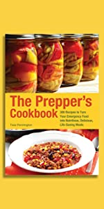 The Prepper's Cookbook