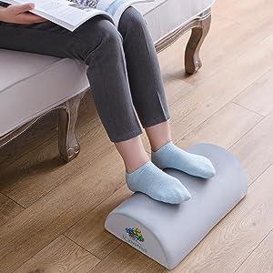 footrest cushion pillow