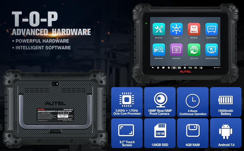 Top Advanced Hardware