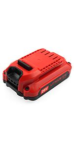 GJ202-2030 Battery Replacement for Craftsman 20V 3000mAh Battery