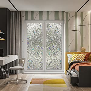 window stained glass film,glass for bathroom,window cling privacy,adhesive film for windows