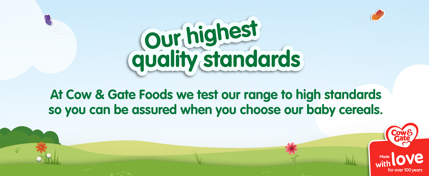 Our highest quality standards