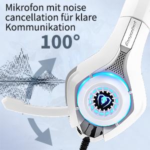 Noise Cancelling Mikrofon
