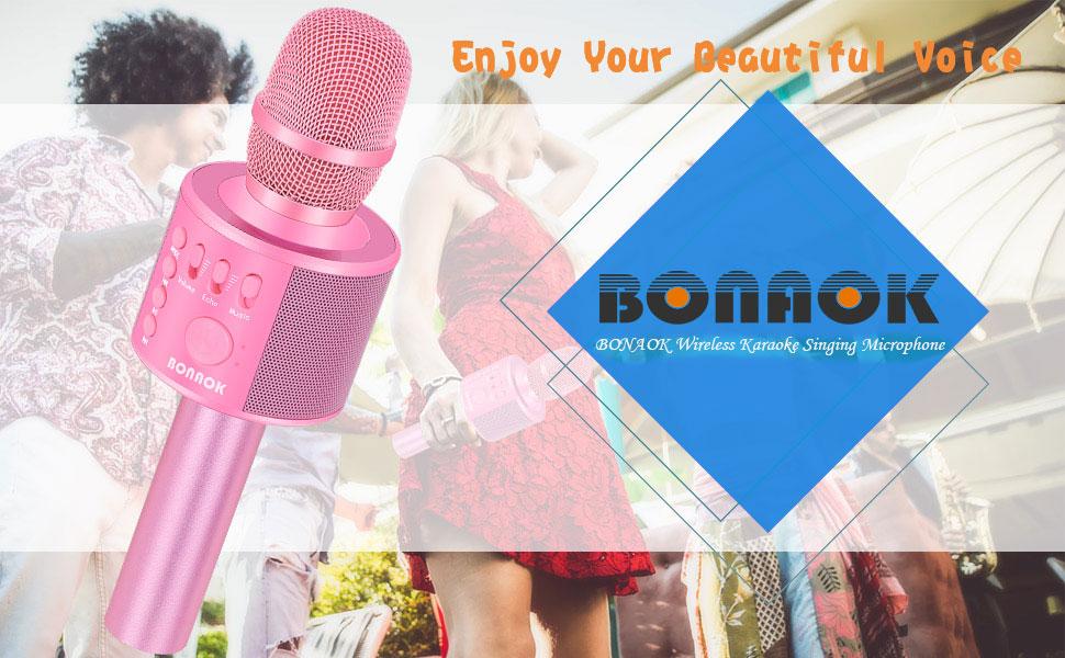 microfono karaoke smartphone,microfono colorato,microfono senza fili karaoke,mic karaoke bluetooth