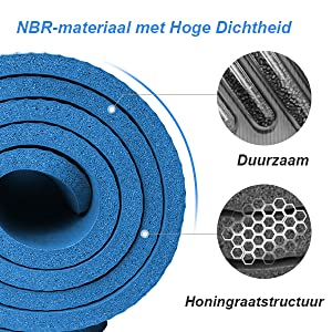 Eco NBR Materiaal