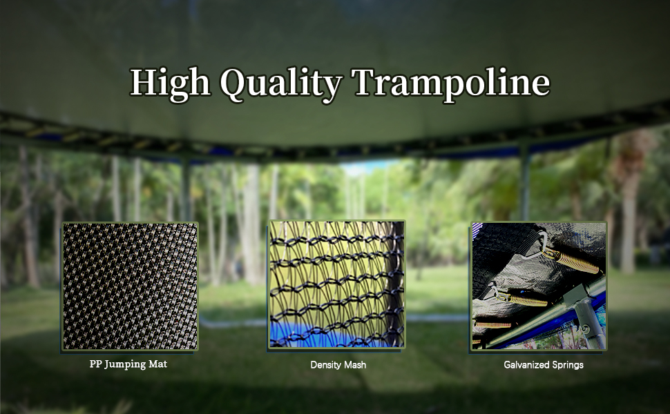 High quality trampoline