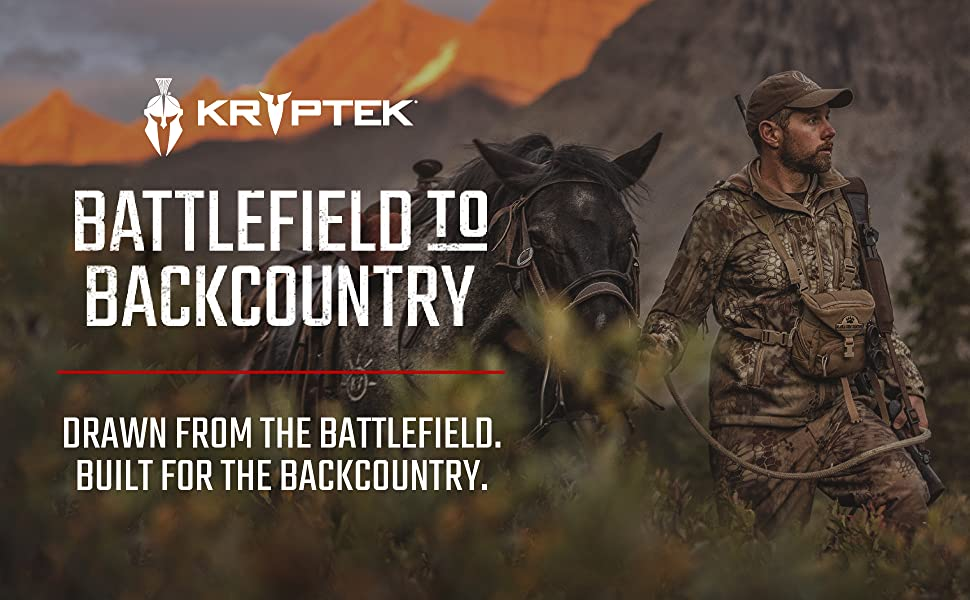 Kryptek Hunting and Tactical Camo Clothing