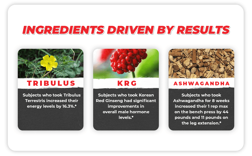 Ingredients Driven By Results: Formulated with scientifically tested ingredients