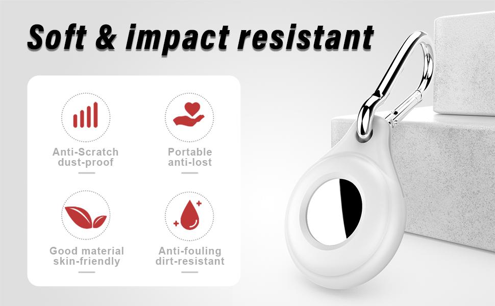 Soft&impact resistant