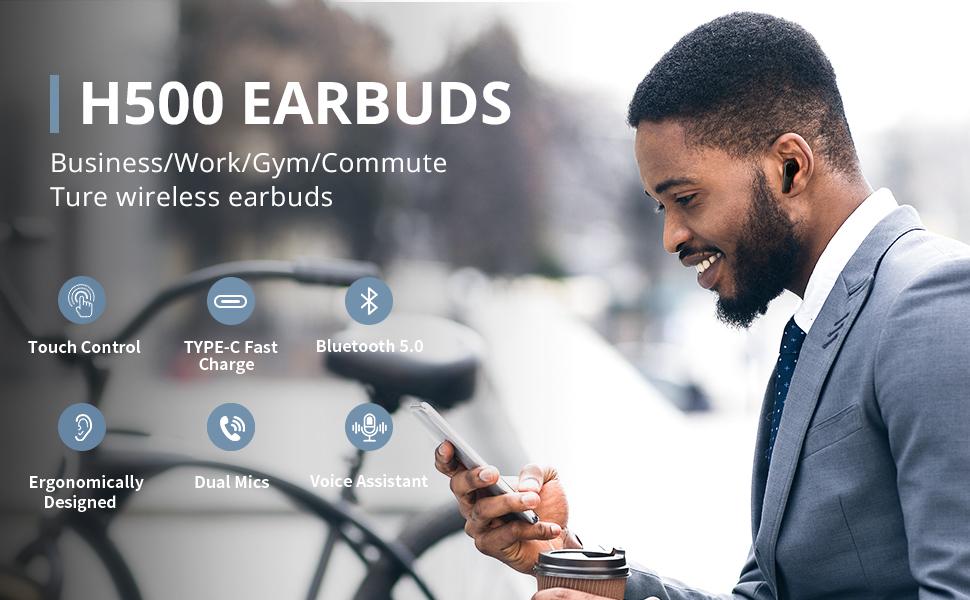 wrieless earbuds