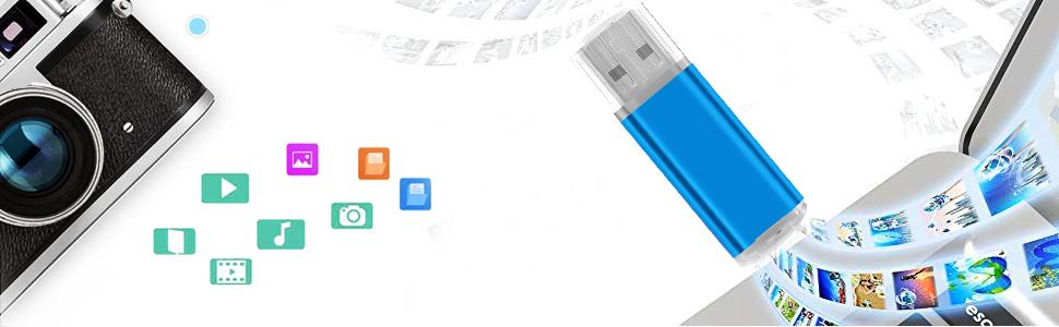 flash drive pack